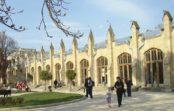 В Кисловодске отремонтируют Нарзанную галерею