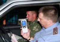 В городе Кисловодске участились случаи управления автомобилями нетрезвыми водителями