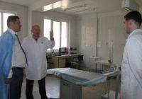 Мэр Кисловодска посетил центральную городскую больницу