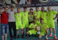 В Кисловодске прошли соревнования по мини-футболу среди сотрудников полиции Ставропольского края