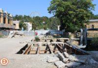 Скоро откроют старый новый мост на ул. Вокзальной