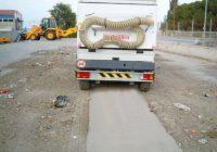 Муниципальная городская эксплуатационная служба Кисловодска приобрела две единицы уборочной техники