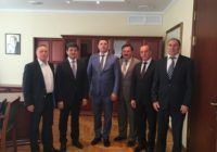 В день города Кисловодска было подписано соглашение о побратимских связях