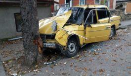 Авария на улице Чкалова