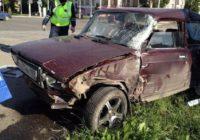 В Кисловодске в аварии пострадал ребенок