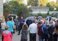 Глава Кисловодска встретился с жителями улицы Орджоникидзе