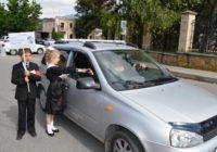 Кисловодские гимназисты стали юными инспекторами движения