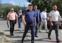 Александр Курбатов совершил повторный объезд города