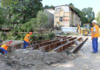 Мост в Кисловодске построят до зимы