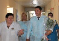 Глава Кисловодска совершил рабочую поездку в родильный дом