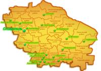 Об административно-территориальном устройстве Ставропольского края