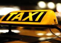 Водитель такси подозревается в краже денег у инвалида