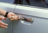 В Кисловодске угнали автомобиль