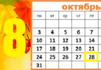 В этот день… 28 октября