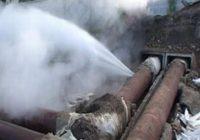 Теплотрассу в Кисловодске восстановили
