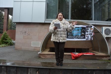 Фестиваль уличной поэзии в Пятигорске
