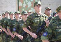 Юноши из Кисловодска пополнят ряды вооруженных сил РФ