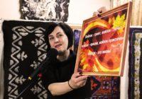 Торжественное открытие выставки творческих работ семьи Узденовых