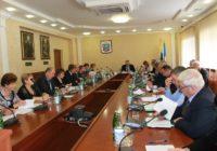 Заседание правления Ассоциации «Совет муниципальных образований Ставропольского края»