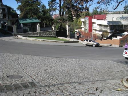 В 2017 году улица Шаляпина в Кисловодске станет пешеходной