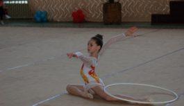 Кубок края по художественной гимнастике прошел в Кисловодске