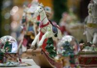 Рождественская ярмарка в Кисловодске