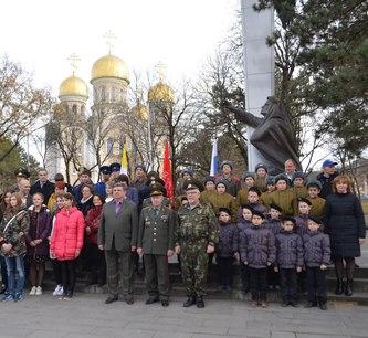 Вахта памяти в Кисловодске