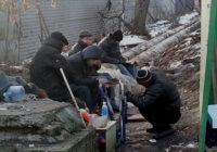 Бомжи Пятигорска освоили новую профессию