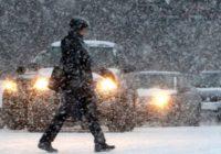 Приближается первый день зимы