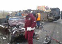 В аварии на Ставрополье погибло три человека