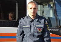 Андрей Сапрыкин признан лучшим спасателем Ставропольcкого края
