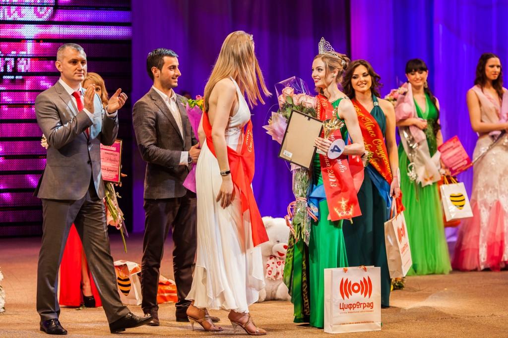 Затитул «Мисс Студенчество России-2016» поборется младший лейтенант изВолгограда