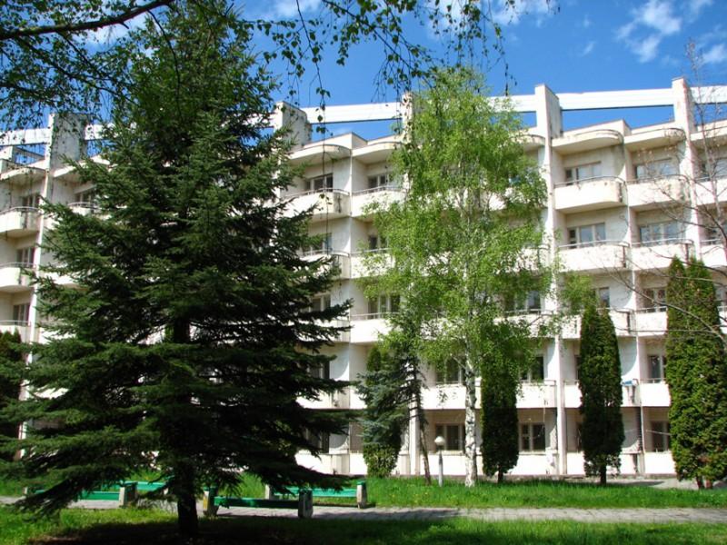Санаторий Ценнтросоюз-Кисловодск