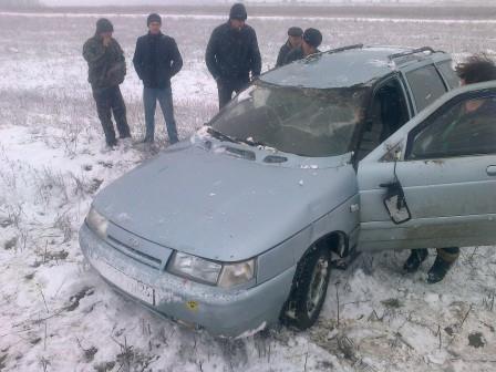 ДТП на Ставрополье без жертв