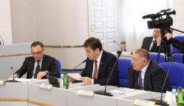 Вновь сделаны поправки в бюджет Ставропольского края на 2017 год