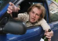 Нетрезвый водитель в Кисловодске