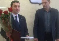 Писатель из Кисловодска награжден почетной грамотой