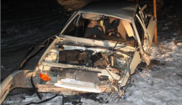 На Ставрополье в результате ДТП погиб водитель
