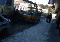 В Кисловодске активно работает эвакуатор