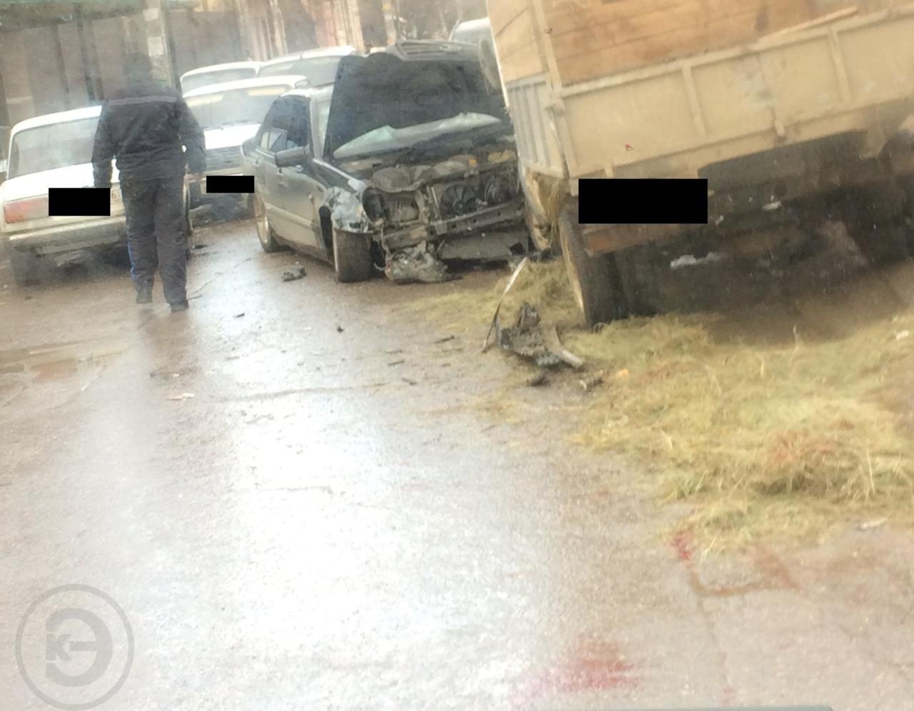 авария в Кисловодске