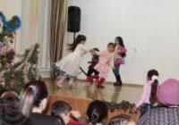 Армянская община поздравила детей с Новым годом