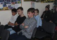 В Центре молодежи состоялась профилактическая беседа с несовершеннолетними