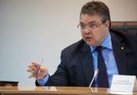 Губернатор ответил на вопросы жителей региона