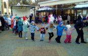 Новогодние мероприятия в Кисловодске продолжаются