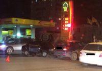 Авария на проспекте Победы
