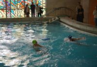 Кисловодские пловцы показали хороший результат