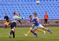 Ставропольские футболисты одолели грозненскую команду