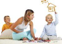 Материнский капитал на приобретение жилья