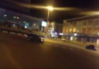 Опасный дрифт автохама в центре Кисловодска попал на видео