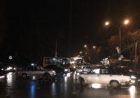Очередная авария на проспекте Победы